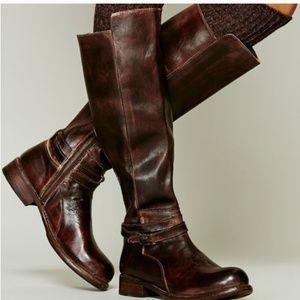 Free people Bedstu Bonner tall boot size 6 womens